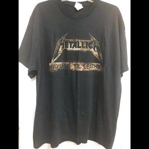 METALLICA 2015 Tour Tshirt